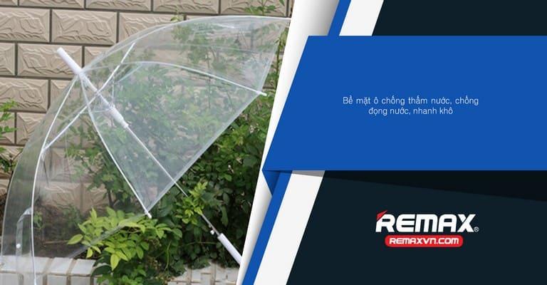 Ô dù trong suốt Remax RT-U7