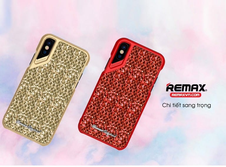 Ốp lưng Iphone X Remax Sulish RM-1652