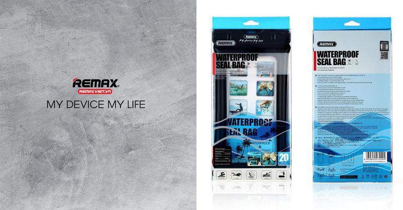 Túi chống nước cho điện thoại Remax RT-W2