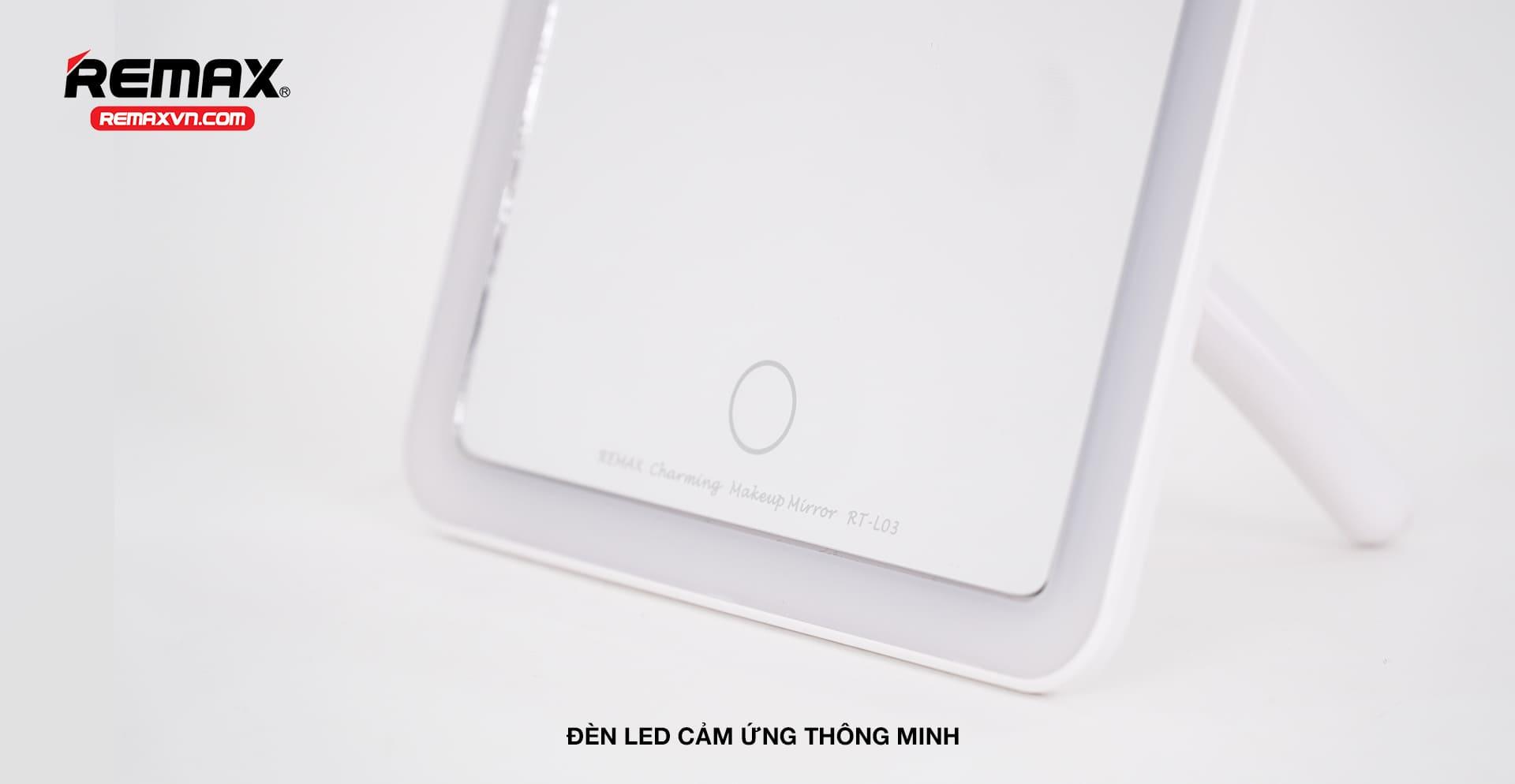 Đèn led cảm ứng thông minh