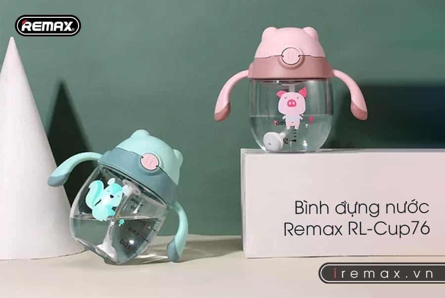 Bình đựng nước Remax RL-CUP76
