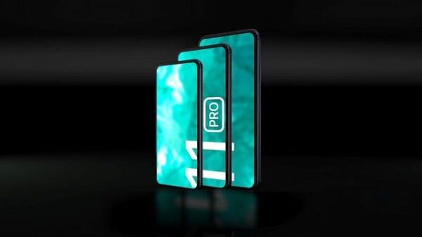 Ngắm concept iPhone 11 Pro đầy hấp dẫn với camera selfie 'thò thụt' độc đáo, 4 camera sau hình vuông