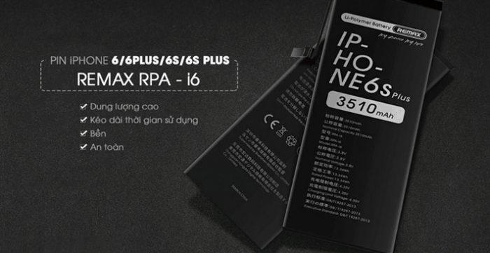 Thay pin iPhone 6 giá rẻ uy tín