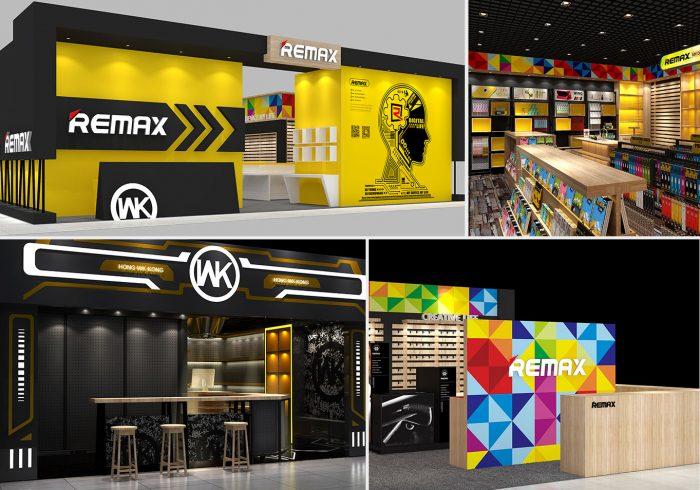 iRemax - Tự hào là nhà phân phối phụ kiện điện thoại chính hãng của Remax tại Việt Nam