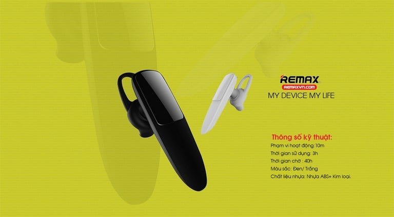 Tai nghe Bluetooth Remax RB-T13