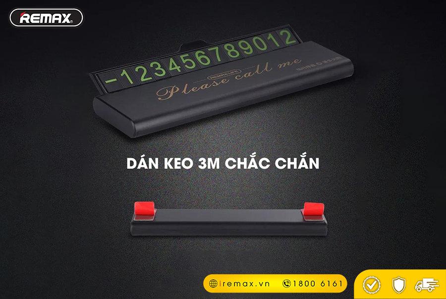 Bảng số điện thoại RL-CH06