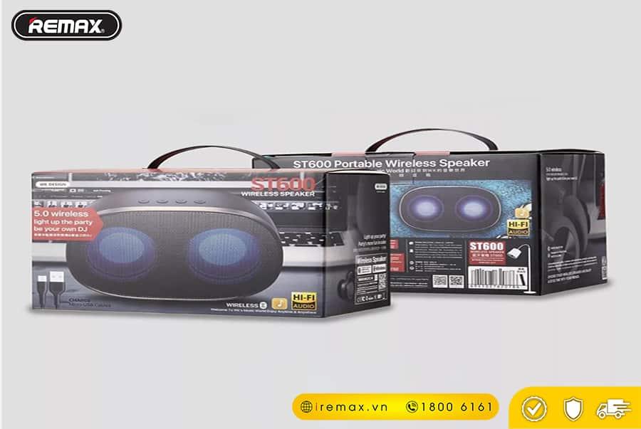 Loa Bluetooth Wk ST600