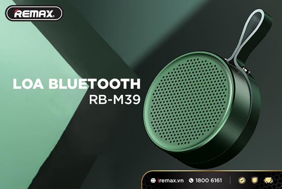 Loa Bluetooth mini Remax RB-M39